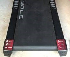 sole f63 treadmill running belt